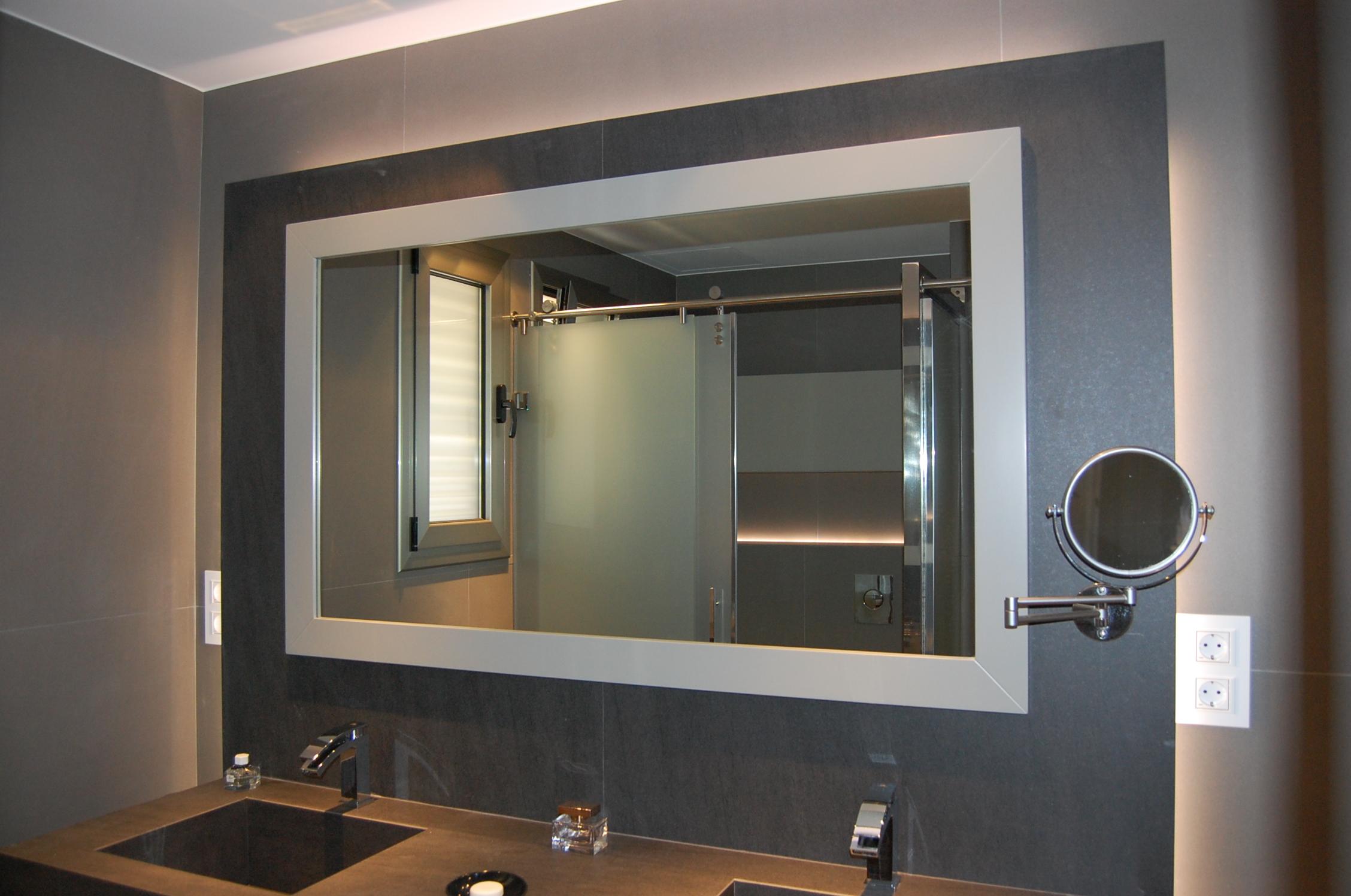 Iluminacion Estanca Baño:El gran olvidado de la decoración: el baño